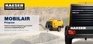 MOBILAIR Flyer - Kaeser Kompressoren sro