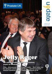 Jolly Roger - The Prostate Centre
