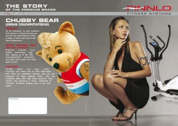 CHUBBY BeAr - Sport Tix