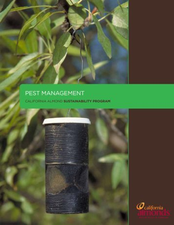 PEST MANAGEMENT - Almond Board of California
