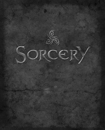 Sorcery™ Manual - PlayStation