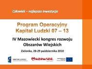 Prezentacja MJWPU-PO KL - KSOW