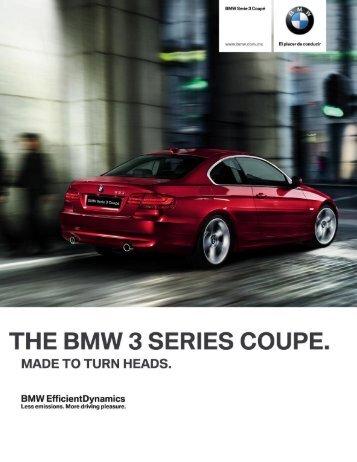 BMW Serie 3 Coupé 2012