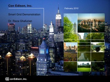 Download Smart Grid Demonstration
