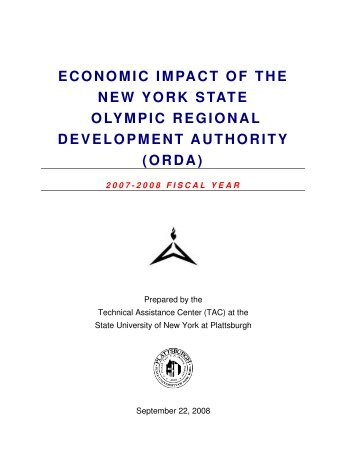 the economic effect of the olympic games essay Impacts of the olympic games as mega-events  olympic games is a complex system which has as its central  effect, roche1 has suggested.