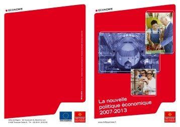 La nouvelle politique économique de Midi-Pyrénées 2007