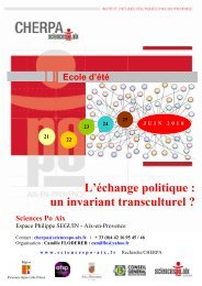 Programme diffusion - 2010 - version 17 juin - Sciences Po Aix