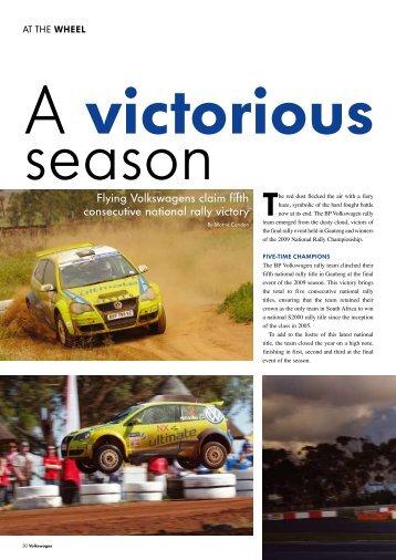 Download (PDF; 377.5kB) - Volkswagen South Africa