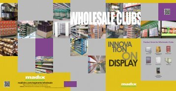 Download Wholesale Brochure - Madix