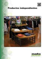 Productos independientes - Madix