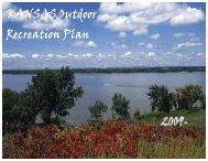 2009 Statewide Comprehensive Outdoor Recreation Plan - Kansas ...