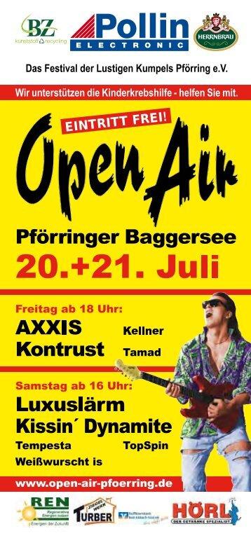 DUSSMANN - Open-Air-Pfoerring.de