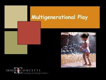 Multigenerational Play