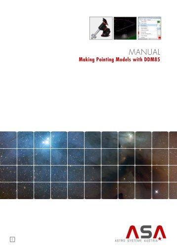 MANUAL - Astro Systeme Austria