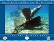 Management Plan - National Marine Sanctuaries - NOAA