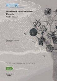 Izobraževanje za trajnostni razvoj Slovenija - Tudi Ti