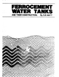 Ferrocement Tanks and their Construction (ITDG) - The Water ...