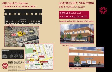 Garden City 1st page Oct 08 low res - Welco Realty, Inc