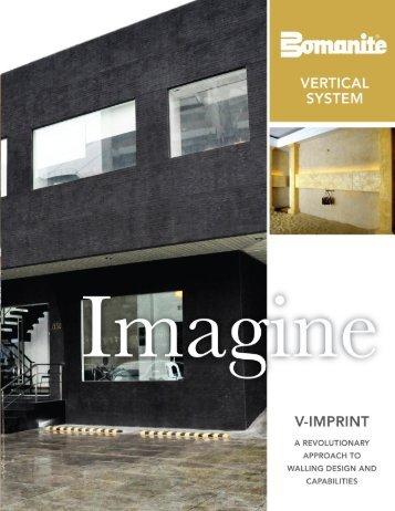 V-Imprint Brochure - Bomanite International