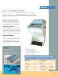 Thermo Scientific Cryostat Series - Lab Equipment, Industrial ... - Page 3