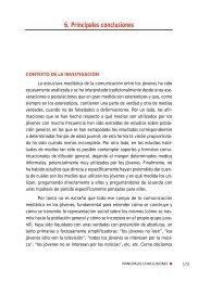 6. Principales conclusiones (36 Kb.) - Injuve