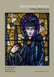 Stained Glass Windows - Offaly County Council