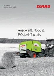 rollant 350 - Kaufmann Landtechnik GmbH