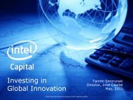 Investing in Global Innovation - Meptec