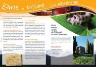 Envie de culture et de patrimoine - Causses Aigoual Cévennes