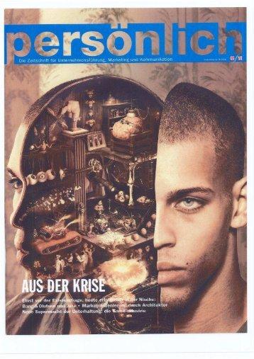 09/06 - Markeninszenierung durch Architektur - Award für Marketing ...