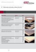 PŘEHLED PRODUKTŮ C. Občanská výstavba - thermo-plastic GmbH - Page 4