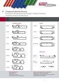 PŘEHLED PRODUKTŮ C. Občanská výstavba - thermo-plastic GmbH - Page 7