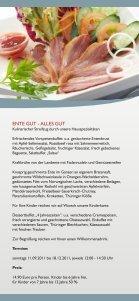 "K U L I N A R I S C H E R K A L E N D E R 2 0 1 1 Restaurant ""Saltus"" - Page 6"