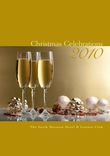 Christmas Celebrations - South Marston Hotel
