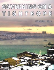 to consult the report on Istanbul made by GLM students - Portail des ...