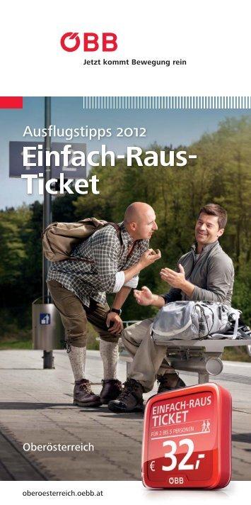 Einfach raus - Österreichische Bundesbahnen ÖBB