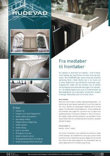 Arkitekt-info - Hudevad