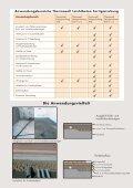Leichtbeton-Fertigmischung - Thermozell Entwicklungs - Seite 3