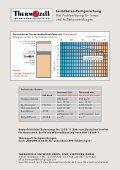 Leichtbeton-Fertigmischung - Thermozell Entwicklungs - Seite 6