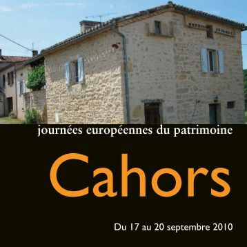 Patrimoine - Cahors