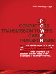 epc conductors transmission towers cables transformers - Diamond