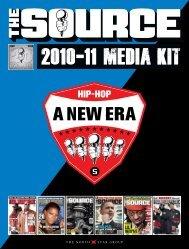 2010-11 media kit - The Source