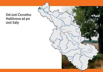 Od ústí Černého Halštrova až po ústí Sály - WasserKulturLandschaft ...