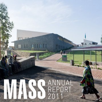 annual report 2011 - MASS Design Group