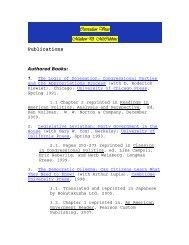 mccubbins: curriculum vitae - USC Gould School of Law - University ...