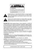 VIDEOCAMERA Ultra-Low Light & WDR SPEED ... - DOMUSWIRE - Page 3