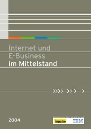 Internet und eBusiness im Mittelstand, kurz - henworx