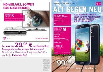 HD-Vielfalt, so weit Das auge reicHt. - Wensauer Com-Systeme GmbH