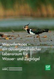 Wauwilermoos - LAWA - Kanton Luzern