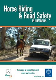 A5 Road Safety Book Edits.indd - Queensland Horse Council